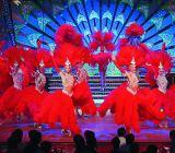 Moulin rouge show